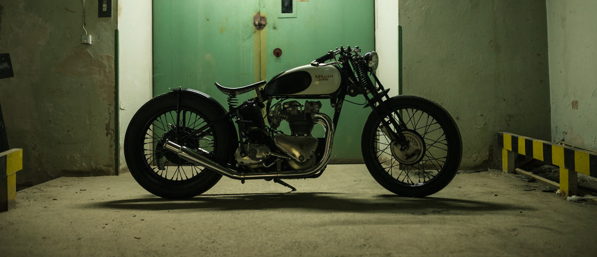 BERHAM Customs Deuce