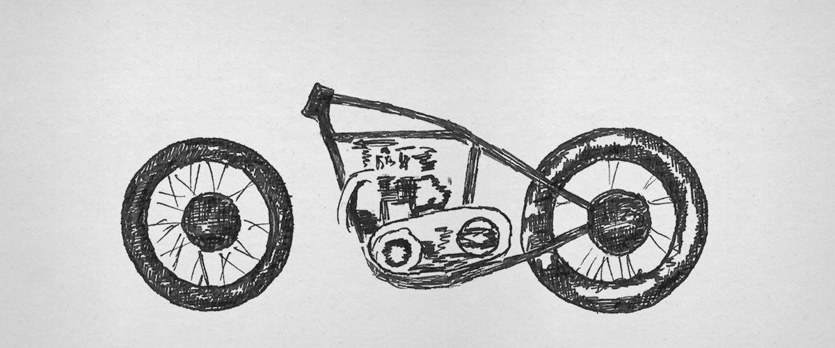 BERHAM Customs - Your Bike - Step 4