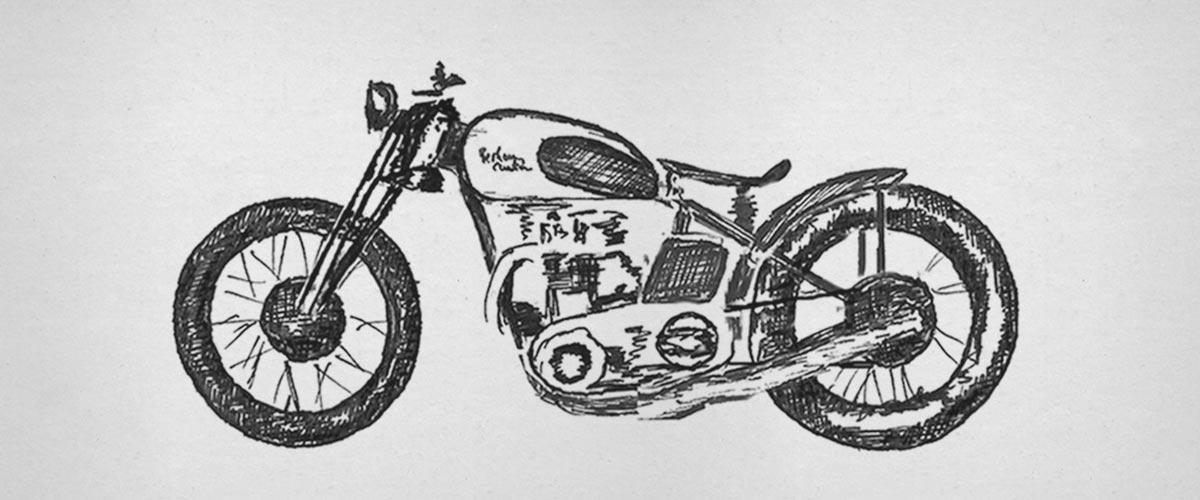BERHAM Customs - Your Bike - Step 6