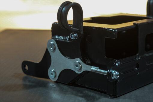 BHCKRT Batteriekasten BMW R100 Closeup